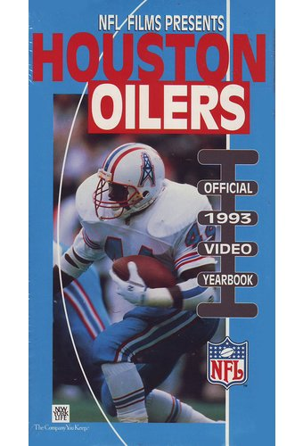 Houston Oilers: Official 1993 Video Yearbook