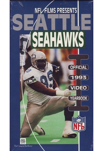 Football - Seattle Seahawks: Official 1993 Video