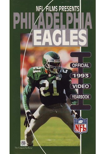 Football - Philadelphia Eagles: Official 1993