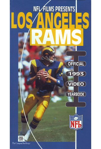 Los Angeles Rams: Official 1993 Video Yearbook