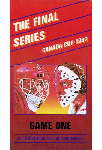 The Final Series: Canada Cup 1987, Game 1