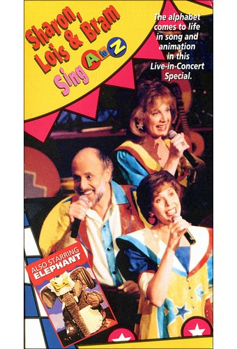 Sharon, Lois & Bram Sing A to Z