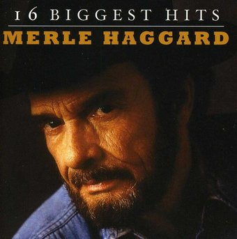 Merle Haggard 16 Biggest Hits Cd 2011 Sony Legacy