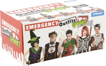 Funny - Emergency Outfits - Spooky