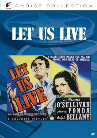 Let Us Live (Full Screen)