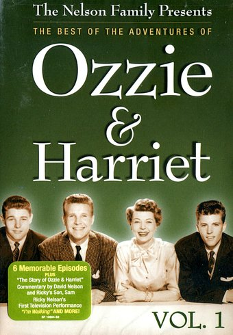 Adventures of Ozzie & Harriet - Volume 1 (Shout