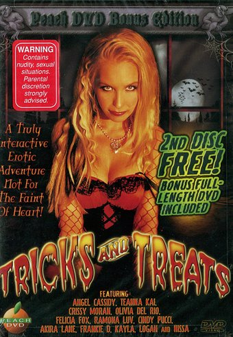 Peach - Tricks and Treats (with bonus DVD)