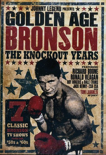 Golden Age: Bronson - Knockout Years: 7 Classic