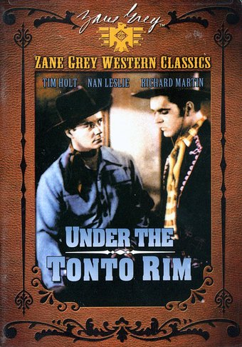 Zane Grey Western Classics - Under the Tonto Rim
