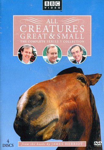 All Creatures Great & Small - Complete Series 5