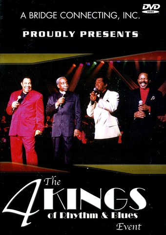 The 4 Kings of Rhythm & Blues Event