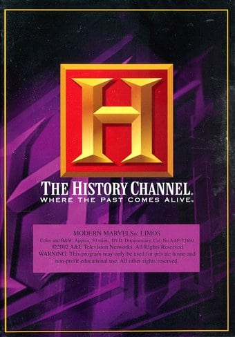 History Channel: Modern Marvels - Limos