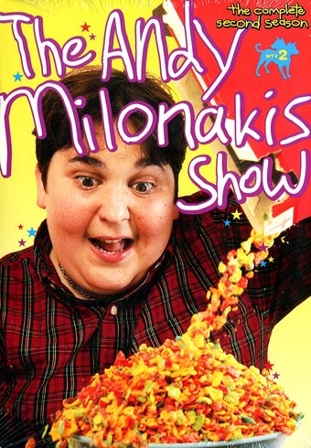 The Andy Milonakis Show - Complete 2nd Season