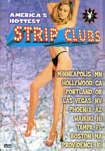 America's Hottest Strip Clubs
