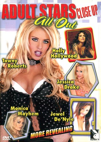 Playboy - Adult Stars: Close Up, All Out