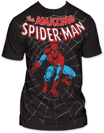 Marvel Comics - Spiderman: Amazing Big Print