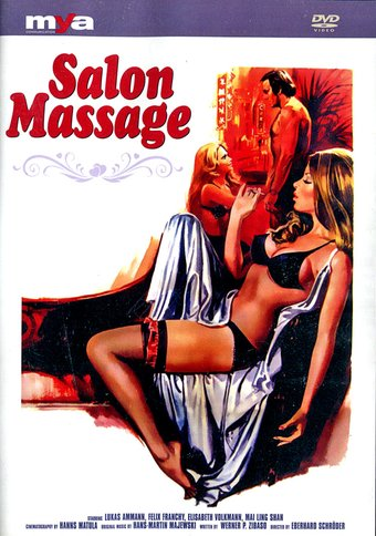 Salon Massage (Italian, Subtitled in English)