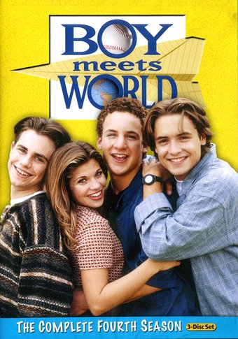 Boy Meets World - Complete 4th Season (3-DVD)