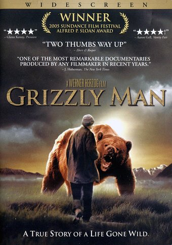 Grizzly Man: The Life and Death of Timothy