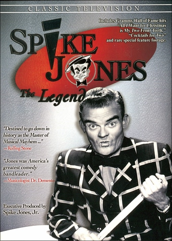 Spike Jones - The Legend: His Television