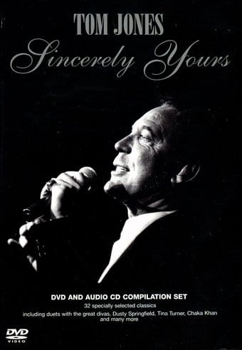 Sincerely Yours (DVD & CD Box Set)