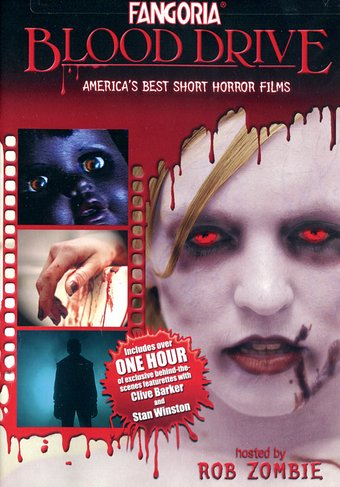Fangoria Blood Drive: America's Best Short Horror