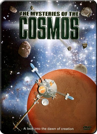 Mysteries of the Cosmos (5-DVD) [Tin Case]