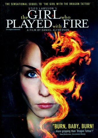 The Girl Who Played With Fire (Widescreen)