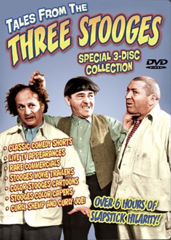 Tales from the Three Stooges (3-DVD)