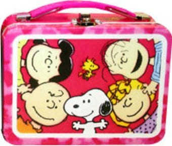 Peanuts - Whole Gang Small Lunch Carry-All
