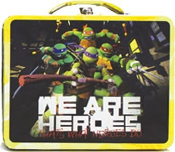 We Are Heroes: Lunch Box