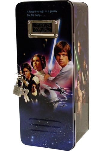 Star Wars - Extra Long Locker Tin