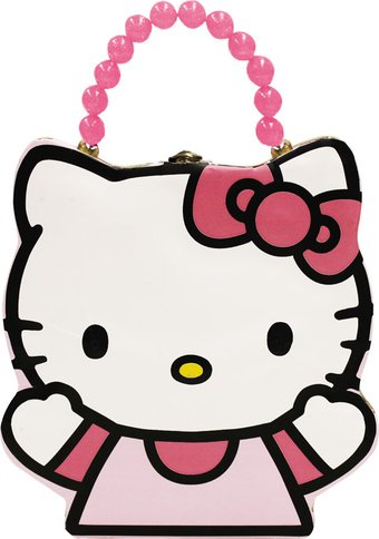Hello Kitty - Head Shape Carry all