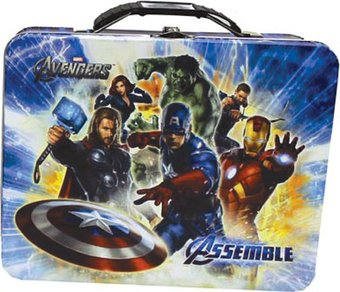 Marvel Comics - Avengers - Large Lunch Box