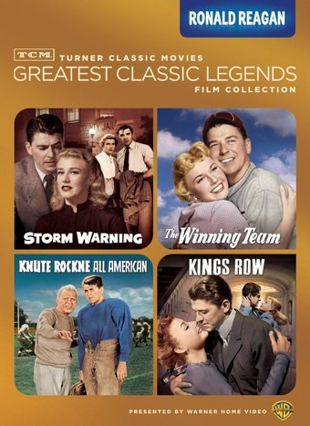 TCM Greatest Classic Legends Film Collection: