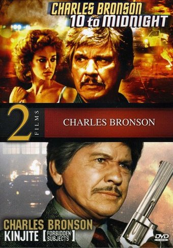 Charles Bronson Double Feature - 10 to Midnight /