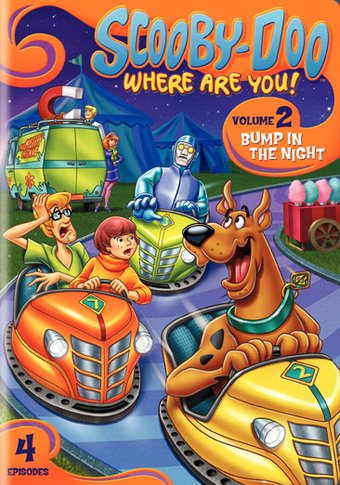 Scooby-Doo: Where Are You! - Volume 2