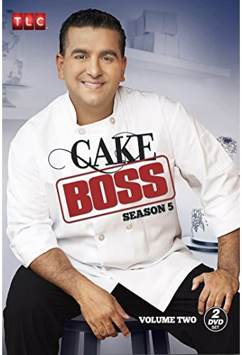 Cake Boss - Season 5 - Volume 2 (2-DVD)