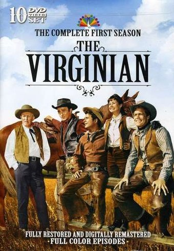 The Virginian - Season 1 (10-DVD)