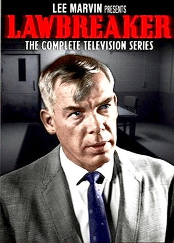 Lee Marvin Presents Lawbreaker - Complete Series