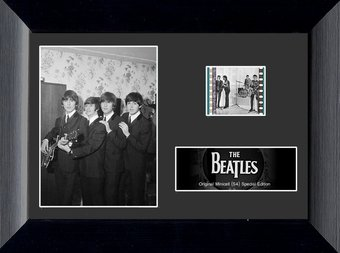 The Beatles - Framed Special Edition Minicell (S4)