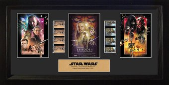 Star Wars - The Phantom Menace: Trio Film Cell