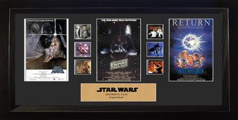 Star Wars - Episodes IV, V, & VI: Mixed Trilogy