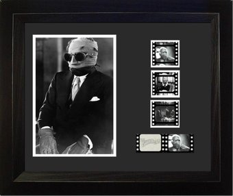 Invisible Man Claude Rains (1933) Single Film Cell