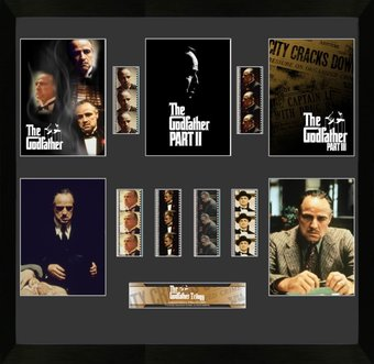 The Godfather - Mixed Montage Film Cell