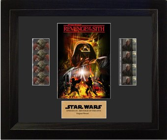 Revenge of The Sith: (S3) Double Film Cell