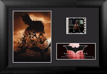 DC Comics - Batman: Batman Begins - Framed