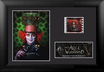 Alice In Wonderland - Framed Minicell