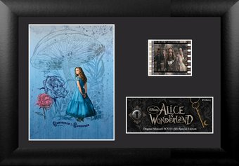 Disney - Alice In Wonderland - Framed Minicell
