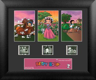 Betty Boop - (S2) 3 Cell Std Film Cell